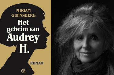 Interview Miriam Guensberg bij Broekhuis over boek 'Het geheim van Audrey H.'